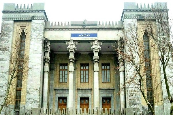 MFA reacts to US sanction on governor of Iran's Central Bank