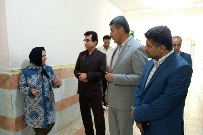 Image result for اسکان مسافران نوروزی در بوشهر در مدارس
