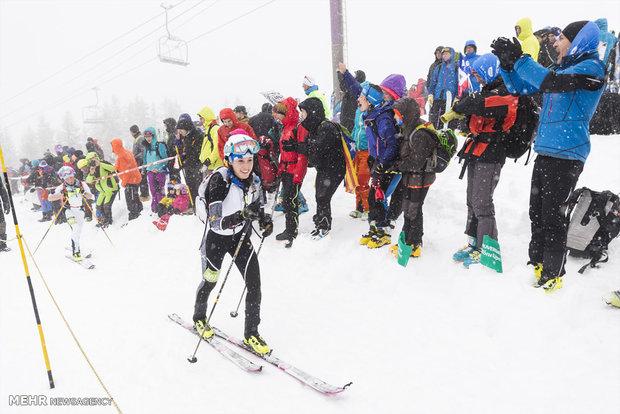 مسابقات اسکی پیرا مونتا