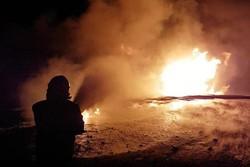 15 حريقا في حقول مستوطنات غلاف غزة بفعل طائرات وبالونات حارقة