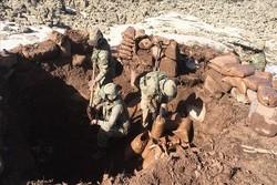 حمله توپخانه ای و خمپاره ای ارتش ترکیه به شمال سوریه
