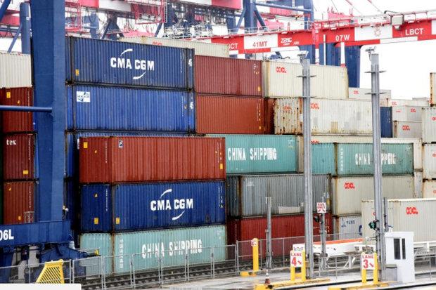 قیمت واردات آمریکا برای سومین ماه متوالی افزایش یافت