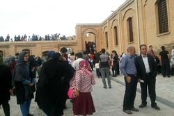 ۱۶ هزار گردشگر از قلعه تاریخی «فلک الافلاک» خرمآباد دیدن کردند