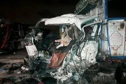 هشت نفر در تصادفات جاده ای محورهای خراسان جنوبی جان باختند