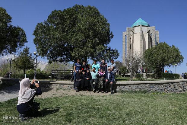 Hemedan'da Nevruz