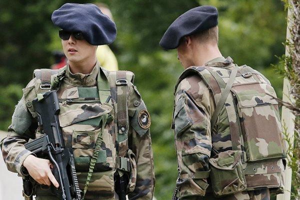 افریقی ملک مالی میں فرانس کا ایک فوجی ہلاک