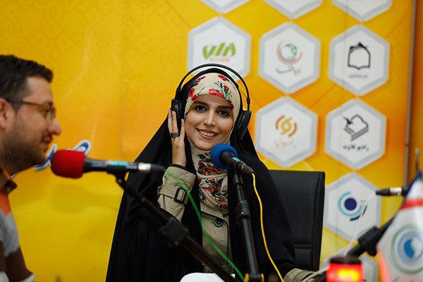 مژده لواسانی اجرای رادیو پیام را بر عهده گرفت/ شامگاه هر پنجشنبه