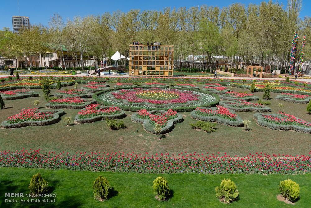 ششمین جشنواره لاله کرج