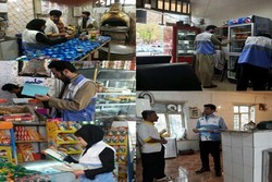کشف ۱۰ تن مواد غذایی فاسد در کرمانشاه/ پلمب ۱۵ رستوران طی نوروز