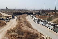 تمدید آتش بس در غوطه شرقی برای خروج همه معارضان مسلح سوری