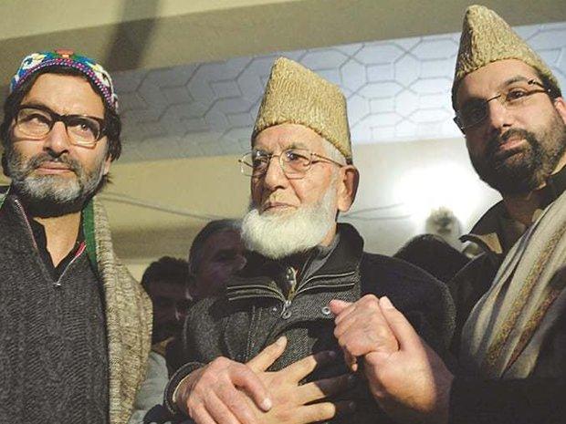 کشمیر میں علیحدگی پسند رہنماؤں کی 2 سالہ نظر بندی کا خاتمہ