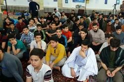 ۱۰ مسجد در بهشهر میزبان معتکفان است