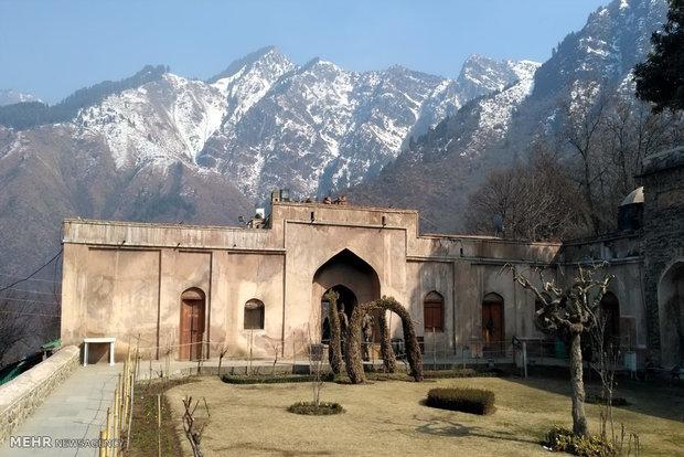 کشمیر کا تاریخی پری محل