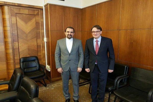 Iran, Russia discuss visa facilitation
