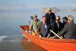 Cihangiri'den Urmiye Gölü'ne ziyaret