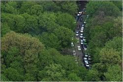 تمهیدات پلیس قزوین در روز طبیعت