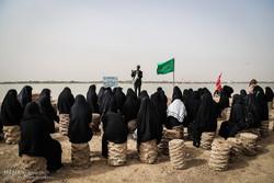 بازدید ۱۴۰ هزار نفر از یادمان علقمه در خرمشهر