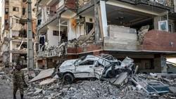 November 12 earthquake of Kermanshah