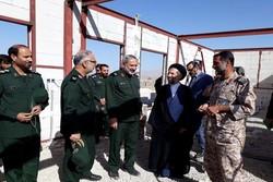 نزدیکی تفکرات مردم به نظام بااقدامات عمرانی سپاه درنقاط زلزله زده