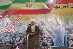 فداکاری شهدا باعث ماندگاری انقلاب اسلامی ایران شد