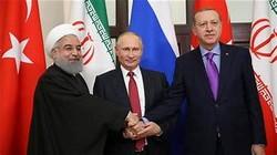 Putin Rouhani Erdugan