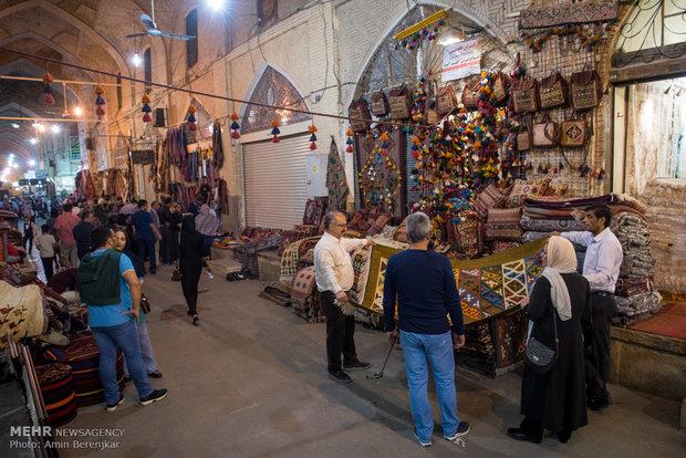 Tarihi Şiraz kentinin gezilecek turistik yerleri