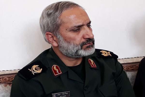 قائد في الحرس الثوري: نعرف جيدا من أين تم التخطيط للهجوم على قنصليتنا في البصرة