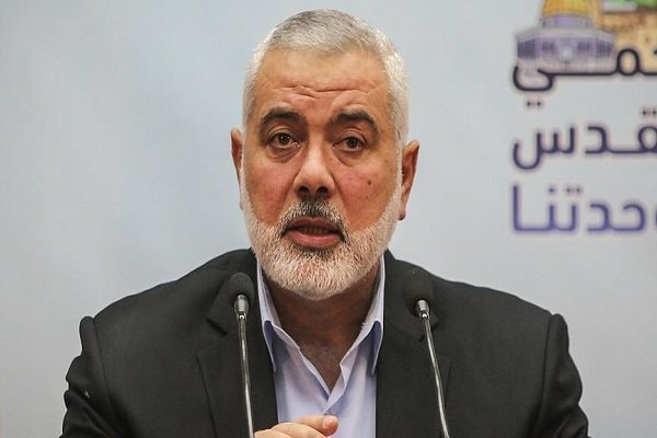 Haniyeh describes normalizing ties with Israeli regime as 'unforgivable'