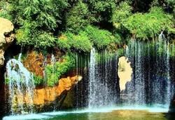آبشاری که خاصیت ملخکشی دارد تا تکیه بر تخت سلیمان نبی