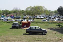 ترافیک سنگین در محورهای گردشگری گلستان/توسکستان یک طرفه شد