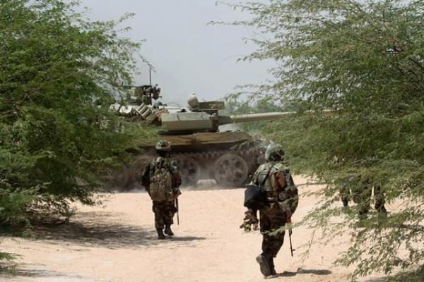 حمله گروه تروریستی «الشباب» به پایگاه نیروهای حافظ صلح در سومالی