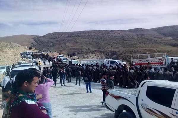 Irak: PKK Sincar bölgesinden çekildi