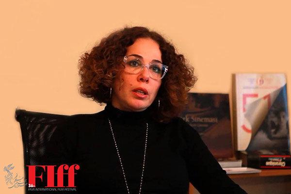 Tahran'da Zeynep Özbatur Atakan'la yapımcılık atölyesi