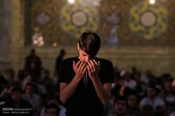 مراسم اعتکاف و دعای ام داود در حرم حضرت معصومه(س) و مسجد امام حسن عسکری(ع) قم