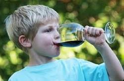 کودکان الکلی