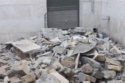 ۳ طبقه غیر مجاز هتلی در فشم تخریب شد