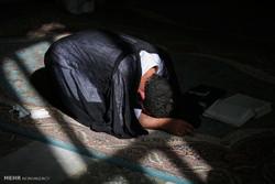 استقبال مردم از برگزاری مراسم اعتکاف در کرمان