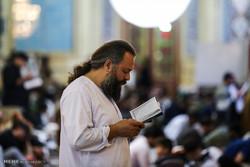 احیای نیمه شعبان در مسجد دانشگاه شریف برگزار می شود