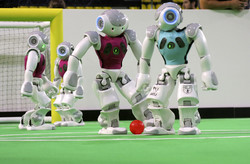 RoboCup Iran Open 2018 to open