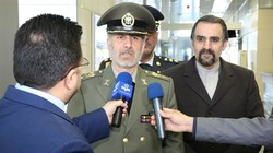 Iranian defense chief calls for close co-op with Belarus