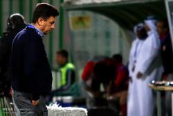 دیدار تیم های ذوبآهن ایران و الدحیل قطر