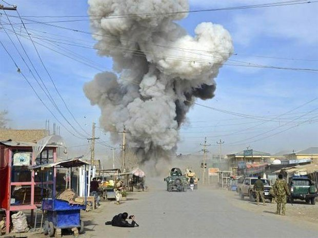 10 قتلى في تفجير انتحاري شرق أفغانستان