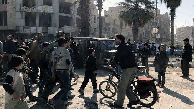عودة أكثر من 40 ألف شخص إلى الغوطة الشرقية