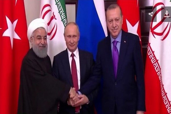 Pres. Putin to visit Tehran for trilateral meeting on Syria