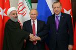 Kremlin'den İran-Türkiye-Rusya zirvesi açıklaması