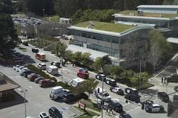 """إطلاق نار داخل مقر شركة """"يوتيوب"""" بكاليفورنيا"""