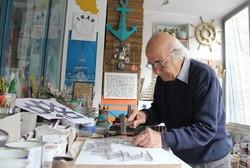 هنر میخ کوبی در تبریز