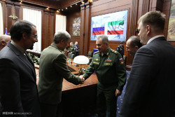 Iran, Belarus, Russia defense mins. meet in Moscow