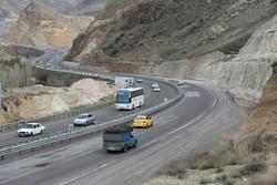 تردد خودروها از محور قدیم خرمآباد- پلدختر افزایشیافته است