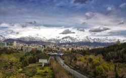 تهرانیها یک ماه هوای سالم تنفس کردند